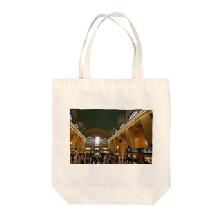 NY グランドセントラルステーション Tote bags