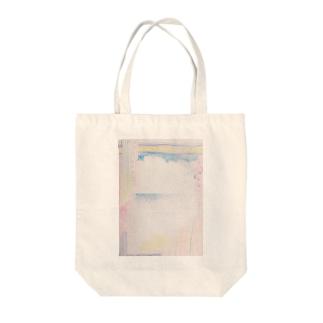 natsu yasumi Tote bags