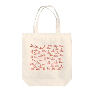 体位之図 Tote bags