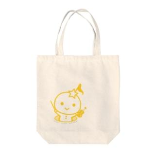 キララちゃん Tote bags