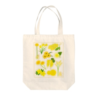 ゴールデン×ゴールデン 2019/図鑑 Tote bags