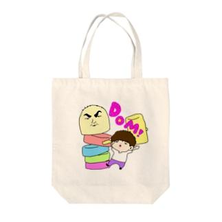 若蔵グッズ Tote bags