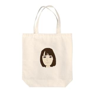 清純派女優 Tote bags
