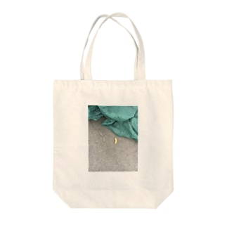 置き去りウィンナー Tote bags