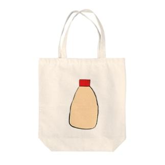 マヨラーのマヨネーズ Tote bags