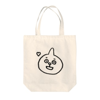 元祖ひとちゃん Tote bags