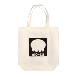 mo-zu Tote bags