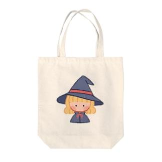 魔女 Tote bags