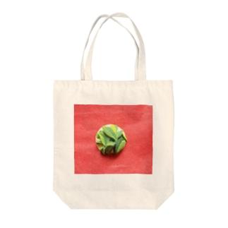 八女・新茶葉 Tote bags