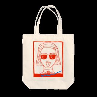 コ八ルのgirl Tote bags
