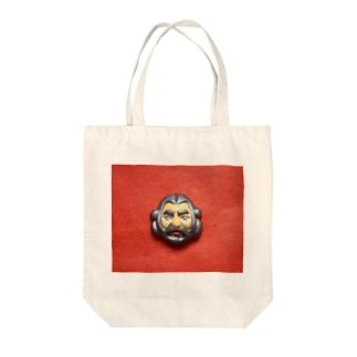 筑紫君磐井(古墳時代の八女地方の豪族) Tote bags