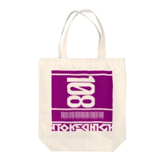 STOKED HIGH 8.11ONE MANグッズ Tote bags