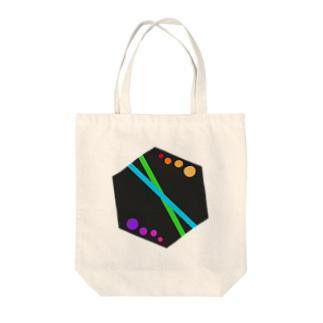 ろっかっけい (Ingress) Tote bags