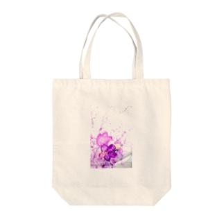 トート花柄 Tote bags