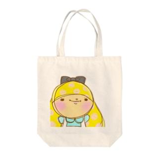 あたし。 Tote bags