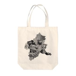 グンマー Tote bags