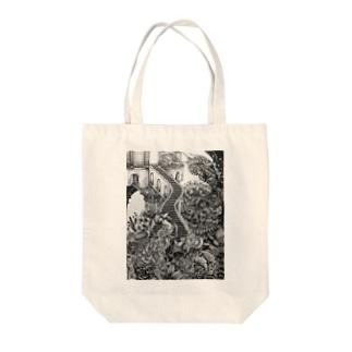 「醜い。」 Tote bags