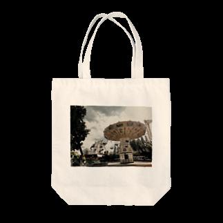 双葉🌱の空中ブランコ Tote bags