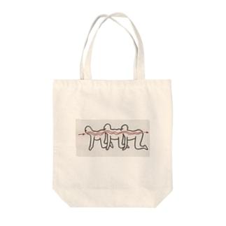 ムカデ人間 Tote bags