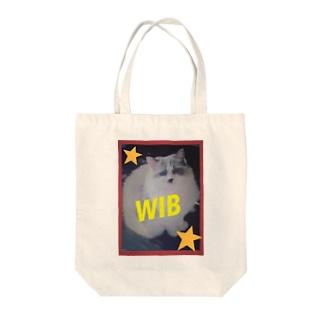 WIB Tote bags