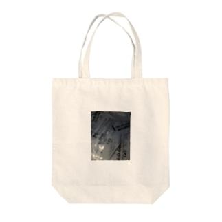 病み系 Tote bags
