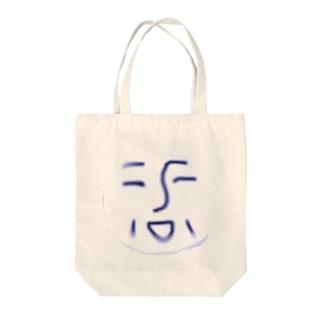 国王様の顔 Tote bags