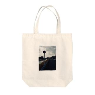 太陽標識 Tote bags