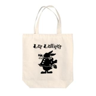 Lop lollipop Tote bags