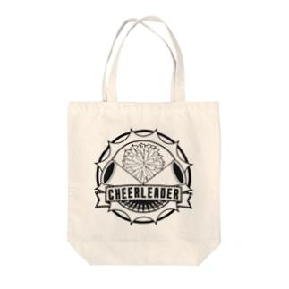 チアリーダー・エンブレム Tote bags