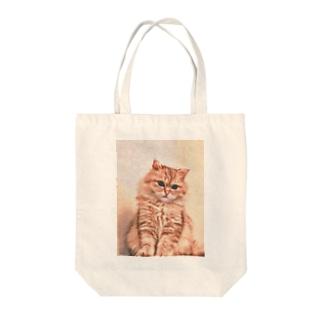 こべびちゃん Tote bags