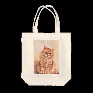 こべびちゃんのお店のこべびちゃん Tote bags