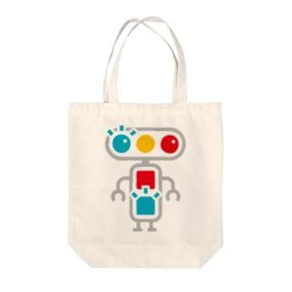 キャラクター Tote bags