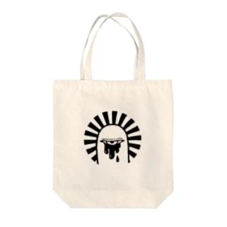 ギョロたん Tote bags