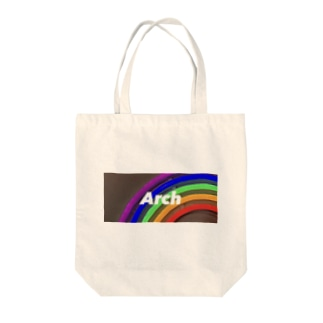 Arch Tote bags