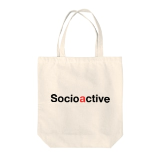 Socioactive-001 Tote bags
