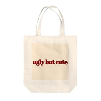 アグリーバットキュート ロゴグッズ Tote bags