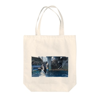 しゃち Tote bags