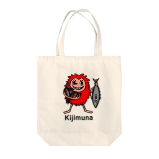 Kijimuna Tote bags