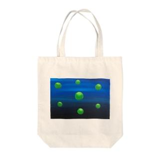 浮雲 Tote bags