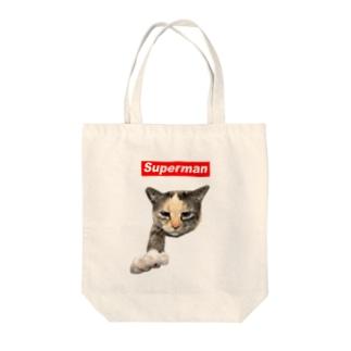 やまびこちゃん Tote bags