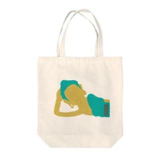 ねはん Tote bags