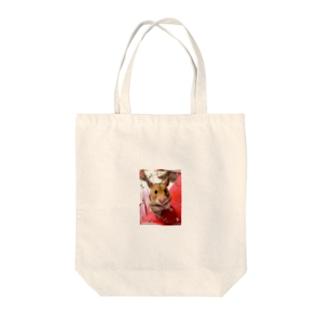 ハム子メイちゃん編 Tote bags