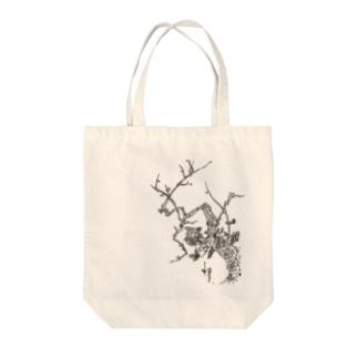 TSUBAKI × アラベスク Tote bags