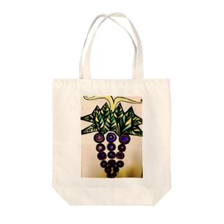 grape Tote bags