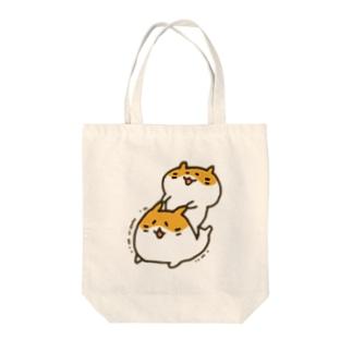 むにむにハムスター(カラー) Tote bags