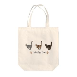 Tabbies Cat(タビー系) Tote bags