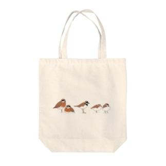 チドリーズ Tote bags