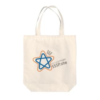 われらは科学特撮研 SSSP.site Tote bags