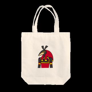 くまミイラ工房の【古代エジプト神】セト神 Tote bags