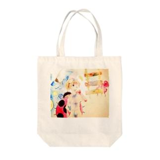 てんとう虫 Tote Bag